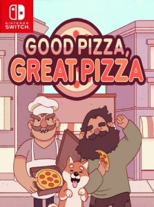 Good Pizza, Great Pizza (NSP) [Switch] [MF-MG-GD]