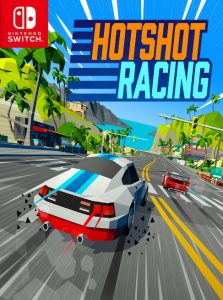 Hotshot Racing (NSP) [Switch] [MF-MG-GD]