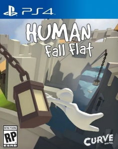 Human: Fall Flat [PKG] [UPDATE] [PS4] [EUR] [MF-MG-1F]
