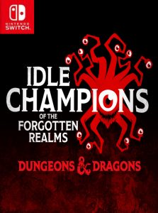 Idle Champions of the Forgotten Realms (NSP) [UPDATE] [Switch] [MF-MG-GD]