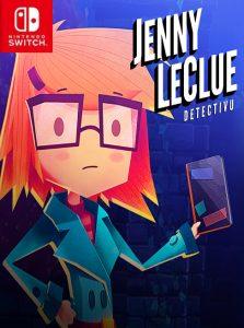 Jenny LeClue – Detectivu (NSP) [Switch] [MF-MG-GD]