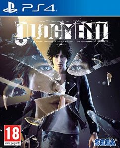 Judgment [PKG] [UPDATE] [DLCs] [FIX] [PS4] [EUR] [MF-MG-1F]