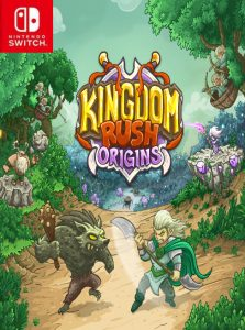 Kingdom Rush Origins (NSP) [Switch] [MF-MG-GD]