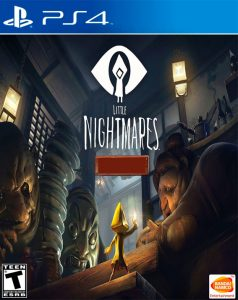 Little Nightmares [PKG] [UPDATE] [PS4] [EUR] [MF-MG-1F]