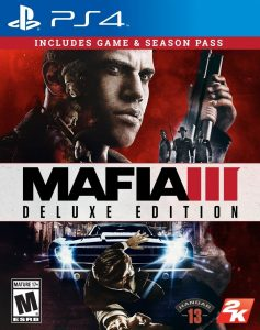 Mafia III: Definitive Edition [PKG] [UPDATE] [DLCs] [PS4] [EUR] [MF-MG-1F]
