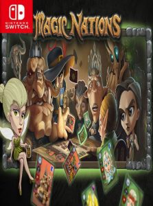 Magic Nations: Strategy Card Game (NSP) [UPDATE] [Switch] [MF-MG-GD]