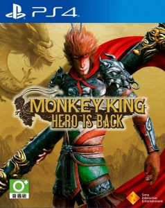 Monkey King: Hero is back [PKG] [UPDATE] [DLCs] [PS4] [EUR] [MF-MG-1F]