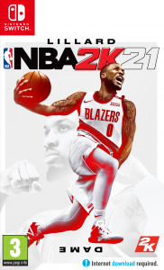 NBA 2K21 (NSP) [UPDATE] [Switch] [MF-MG-GD]