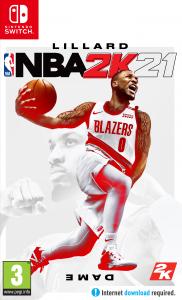 NBA 2K21 NSP UPDATE SWITCH