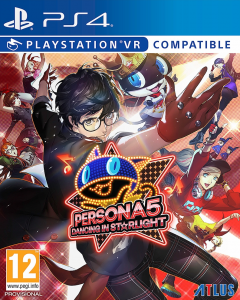 Persona 5: Dancing in Starlight [PKG] [PS4] [EUR] [MF-MG-1F]