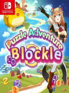 Puzzle Adventure Blockle (NSP) [Switch] [MF-MG-GD]