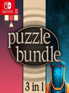 Puzzle Bundle – 3 in 1 (NSP) [Switch] [MF-MG-GD]
