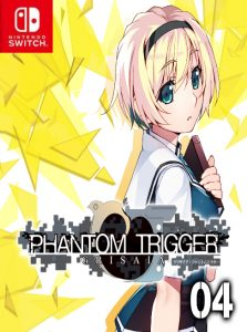RISAIA PHANTOM TRIGGER 04 (NSP) [Switch] [MF-MG-GD]