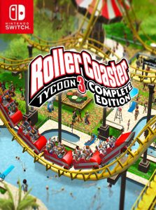 RollerCoaster Tycoon 3 Complete Edition (NSP) [UPDATE] [Switch] [MF-MG-GD]