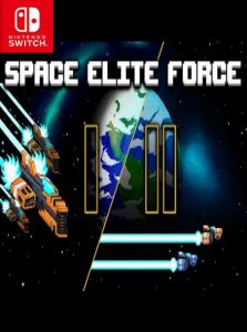 Space Elite Force 1 & 2 (NSP) [Switch] [MF-MG-GD]