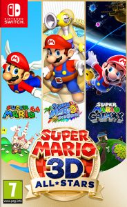 Super Mario 3D All-Stars (NSP) [UPDATE] [Switch] [MF-MG-GD]