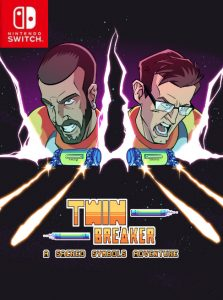 Twin Breaker: A Sacred Symbols Adventure (NSP) [Switch] [MF-MG-GD]