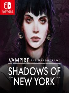 Vampire: The Masquerade – Shadows of New York (NSP) [Switch] [MF-MG-GD]
