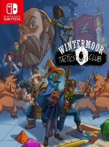 Wintermoor Tactics Club (NSP) [Switch] [MF-MG-GD]