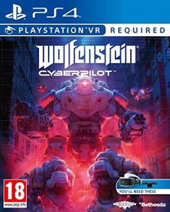 Wolfenstein: Cyberpilot [PKG] [UPDATE] [FIX] [PS4] [EUR] [MF-MG-1F]