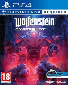 Wolfenstein: Cyberpilot [PKG] [UPDATE] [FIX] [PS4] [EUR] [MF-MG-1F]