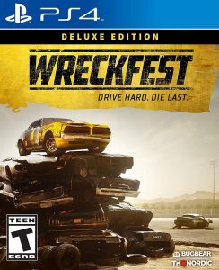 Wreckfest Deluxe Edition [PKG] [UPDATE] [DLCs] [US] [PS4] [MF-MG-1F]