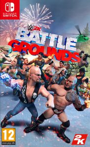 WWE 2K Battlegrounds (NSP) [UPDATE] [Switch] [MF-MG-GD]