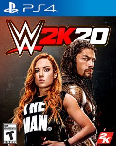 WWE 2K20 [PKG] [UPDATE] [FIX] [PS4] [USA] [MF-MG-1F]