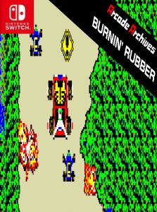 Arcade Archives BURNIN' RUBBER (NSP) [Switch] [MF-MG-GD]