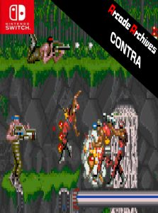 Arcade Archives CONTRA (NSP) [Switch] [MF-MG-GD]