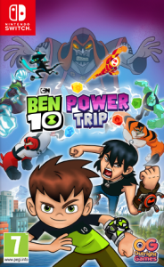 Ben 10: Power Trip! (NSP) [Switch] [MF-MG-GD]