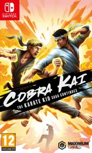 Cobra Kai: The Karate Kid Saga Continues (NSP) [UPDATE] [Switch] [MF-MG-GD]