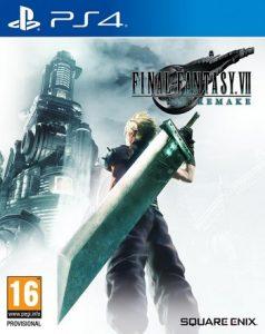 FINAL FANTASY VII REMAKE PKG UPDATE DLCs PS4 USA