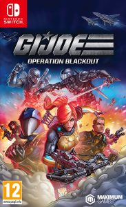 G.I. Joe: Operation Blackout (NSP) [UPDATE] [DLCs] [Switch] [MF-MG-GD]