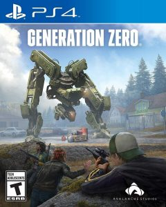 Generation Zero [PKG] [UPDATE] [DLCs] [FIX] [PS4] [EUR] [MF-MG-1F]