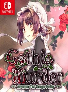 Gothic Murder: Adventure That Changes Destiny (NSP) [Switch] [MF-MG-GD]