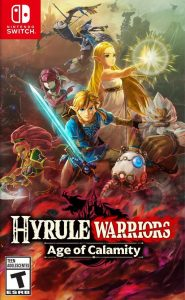 Hyrule Warriors: Age of Calamity (NSP) [UPDATE] [DLC] [Switch] [MF-MG-GD]