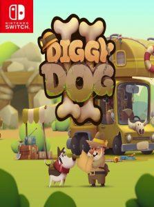 My Diggy Dog 2 (NSP) [Switch] [MF-MG-GD]