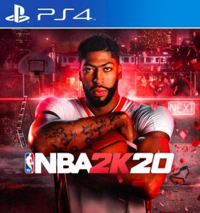 NBA 2K20 [PKG] [UPDATE] [PS4] [USA] [MF-MG-1F]