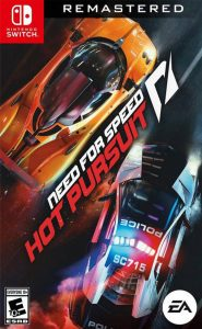 Need for Speed Hot Pursuit Remastered (NSP) [Switch] [MF-MG-GD]