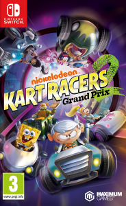 Nickelodeon Kart Racers 2: Grand Prix (NSP) [UPDATE] [Switch] [MF-MG-GD]