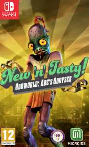 Oddworld: New 'n' Tasty (NSP) [Switch] [MF-MG-GD]