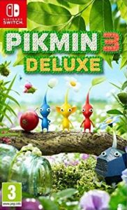 Pikmin 3 Deluxe (NSP) [DEMO] [Switch] [MF-MG-GD]