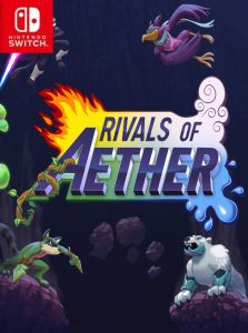 Rivals of Aether (NSP) [Switch] [MF-MG-GD]