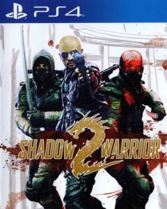 Shadow Warrior 2 [PKG] [UPDATE] [PS4] [EUR] [MF-MG-1F]