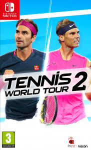 Tennis World Tour 2 (NSP) [UPDATE] [DLC] [Switch] [MF-MG-GD]