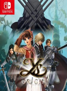 Ys Origin (NSP) [UPDATE] [Switch] [MF-MG-GD]