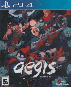 Aegis Defenders [PKG] [UPDATE] [PS4] [USA] [MF-MG-1F]