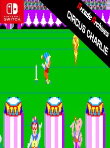 Arcade Archives CIRCUS CHARLIE (NSP) [Switch] [MF-MG-GD]