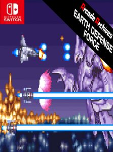 Arcade Archives EARTH DEFENSE FORCE (NSP) [UPDATE] [Switch] [MF-MG-GD]